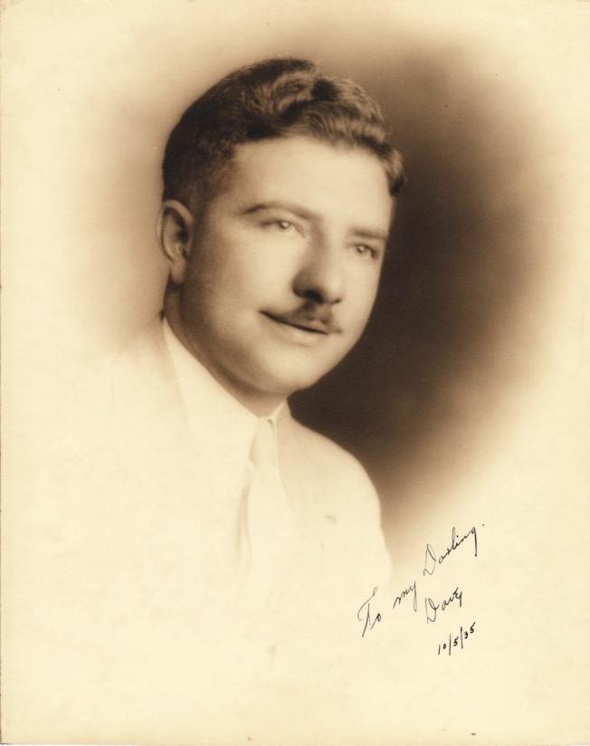 David LaGasse 1935