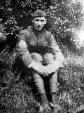 unknown WWI soldier