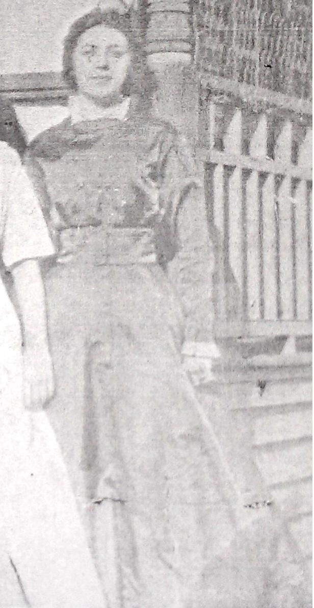 Gertrude Lagasse
