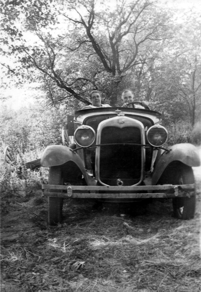 Odna and Frank 1941